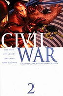Civil War #02 'Part two of seven'