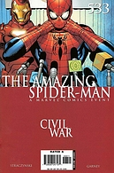 Amazing Spider-Man #533 'The War at Home' Part.2