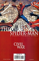 Amazing Spider-Man #536 'The War at Home' Part.5
