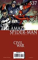 Amazing Spider-Man #536 'The War at Home' Part.6
