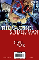 Amazing Spider-Man #538 'The War at Home' Part.7