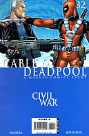 Cable\Deadpool #32 'A House Divided'