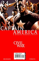 Captain America #24 'The Drums Of War' Part.3