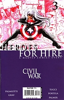 Heroes For Hire Vol.2 #03 'Civil Disobedience'