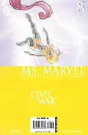 Ms. Marvel Vol.2 #08 'For The Best'