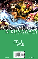 Civil War: Young Avengers And Runaways #02