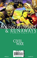 Civil War: Young Avengers And Runaways #03