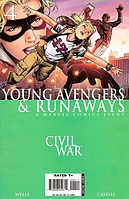 Civil War: Young Avengers And Runaways #04